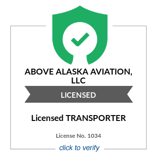 ABOVE ALASKA AVIATION, LLC